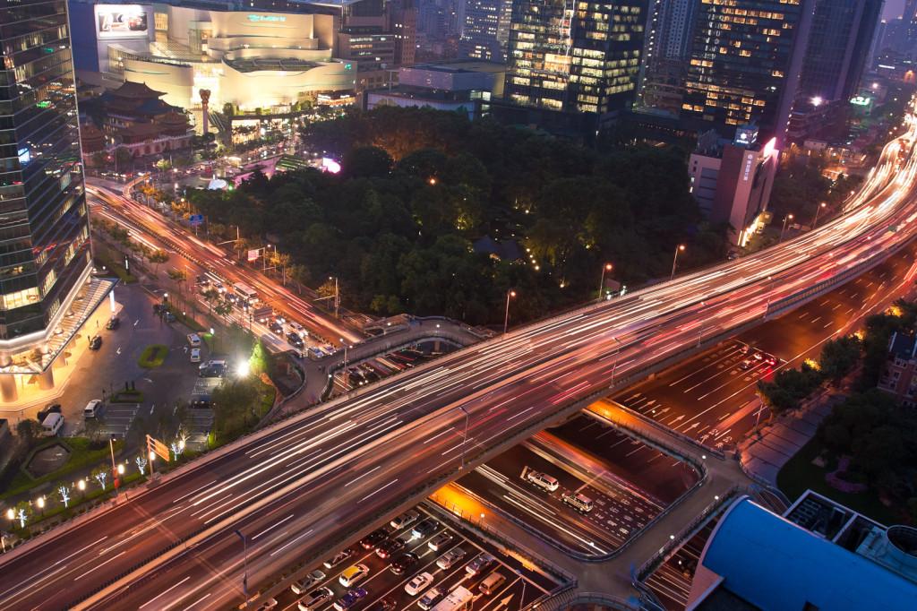 Expressways of Shanghai