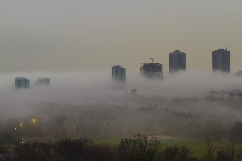 Toronto Smog