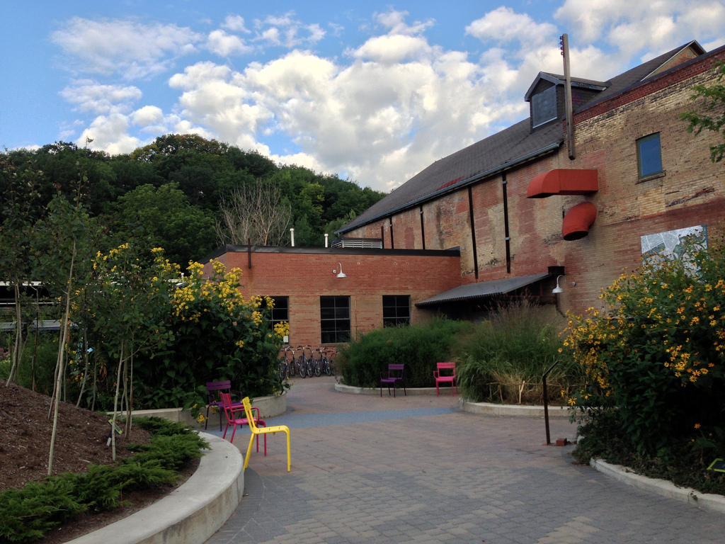 Evergreen Brickworks Adaptive Reuse